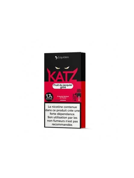 Pods Katz 4x1ml Wpod by Liquideo